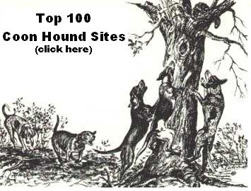 The Top 100 Coon Hunting Sites